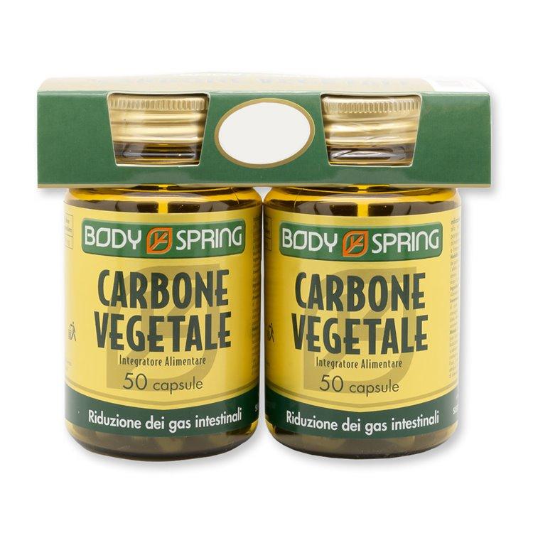capsule di carbone vegetale
