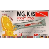 MG KVIS POCKET STICK 14 buste MGK VIS MG.K VIS