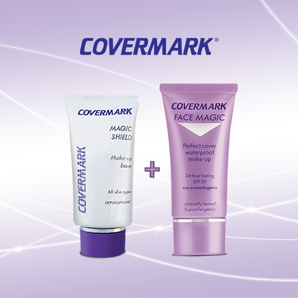 Covermark Magic Shield + Covermark Face Magic in Offerta