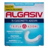 ALGASIV cuscinetti adesivi per dentiera inferiore