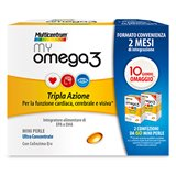 MULTICENTRUM my omega3 duopack