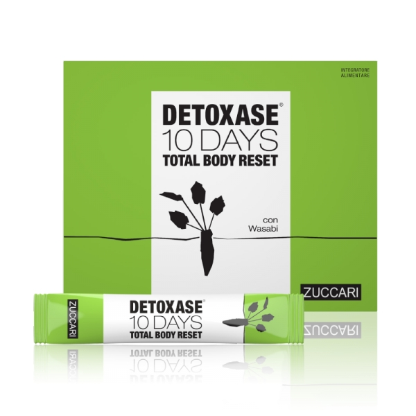 DETOXASE 10 DAYS TOT BODY10X3G