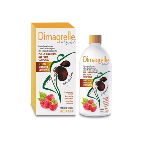DIMAGRELLE RAPID PIPERINA500ML