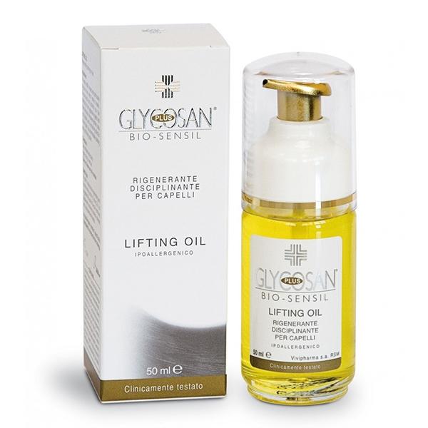 GLYCOSAN PLUS BIOSENSIL LIFTING OIL Rigenerante capelli  50ml