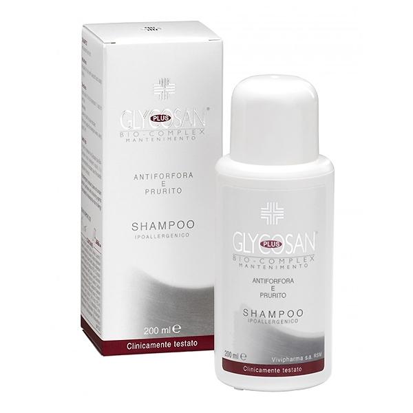 GLYCOSAN PLUS Biocomplex Antiforfora Prurito shampoo