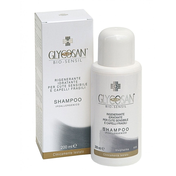 GLYCOSAN Biosensil Rigenerante shampoo