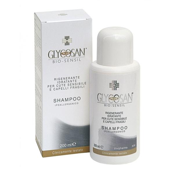 GLYCOSAN PLUS Biosensil Rigenerante idratante shampoo