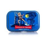Amarelli Liquirizia Rombetti scatola latta blu 40g