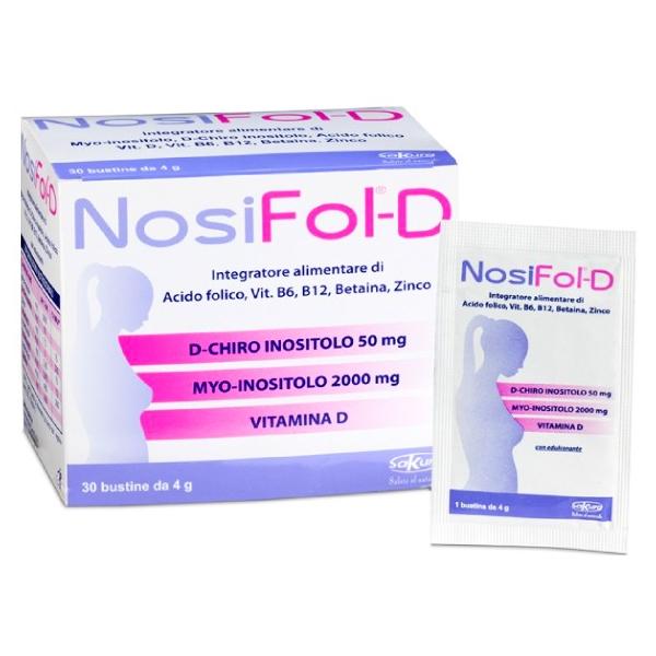 NOSIFOL D 30BUSTINE