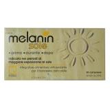 MELANIN SOLE 30cp melanina integratore protezione sole abbronzatura
