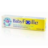 BABY FOILLE pasta protettiva lenitiva