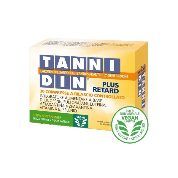 TANNIDIN PLUS RETARD 30CPR