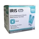 STRISCE MISURAZIONE GLICEMIA IRIS EVO 50 PZ
