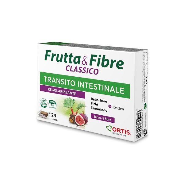 Frutta&Fibre cubetto Classico