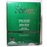 SCIENCE TONICO TRATTANTE per seborrea grassa 10 fiale 10 ml