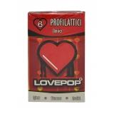 LOVEPOP Profilattici classico 6 pz