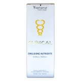 CLINICAL DERM Emulsione nutriente capelli fragili