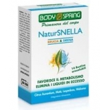 NATUR SNELLA burns and it drains fat 14 envelopes mouth soluble