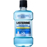 LISTERINE NATURAL WHITE PROTECTION collutorio