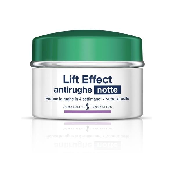 SOMATOLINE COSMETIC lift effect antirughe notte