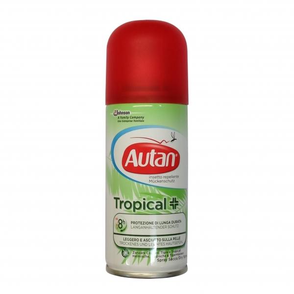 AUTAN tropical spray secco zanzare