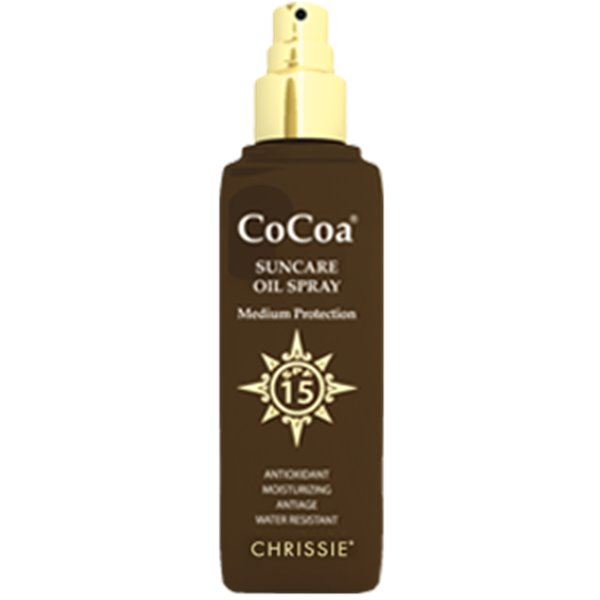 CHRISSIE COCOA afetr sun