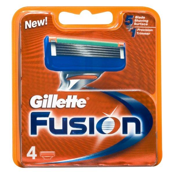 Gillette fusion ricariche