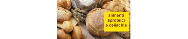 CELIAC AND APROTEIC FOODS