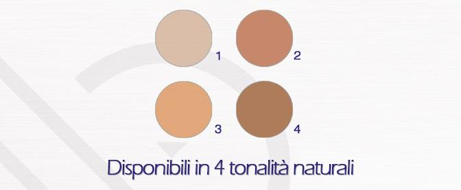 Palette covermark botuline concealer plus